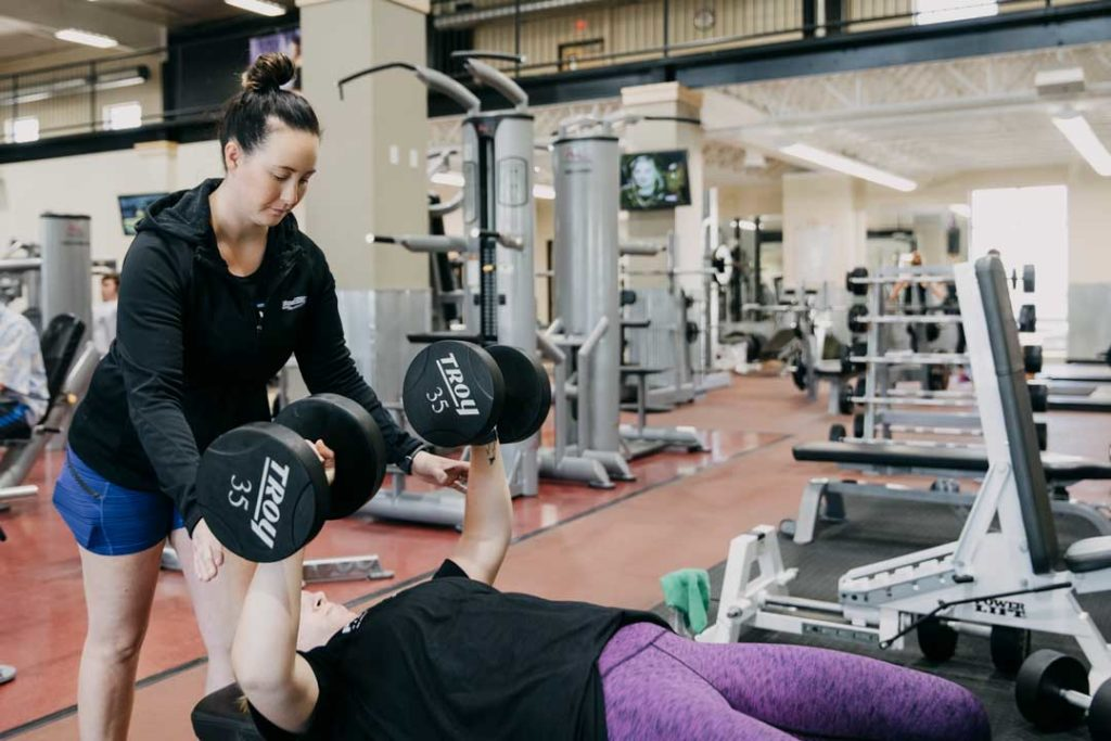 Niki Wiltfang, Performance Health & Fitness member testimonial