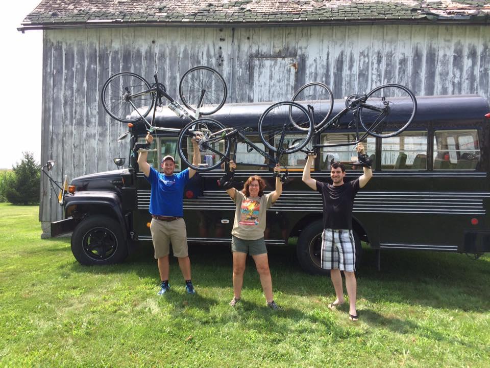 My RAGBRAI Adventures: Weird Bikes, Mr. Porkchop & Epic Last Leg