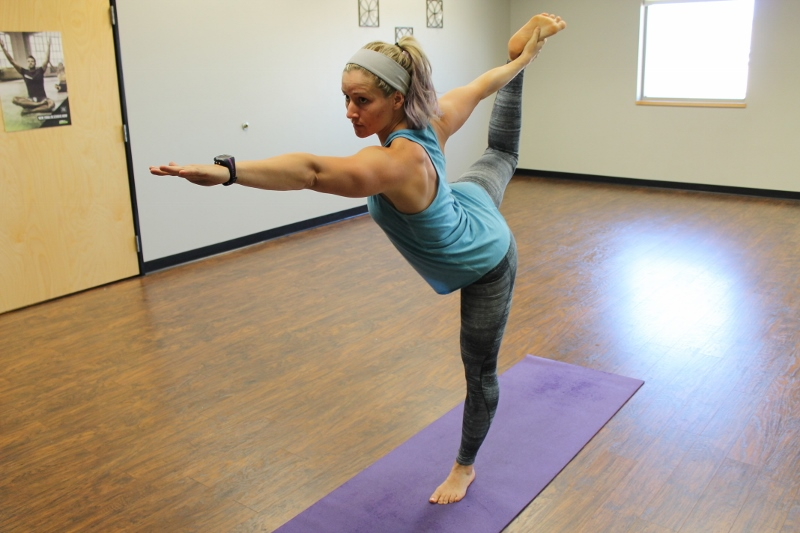 Haven't tried yoga yet? What's the hold up?