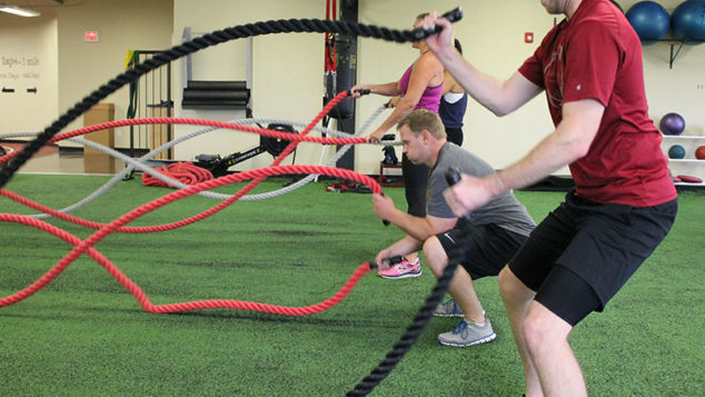 Fitness Boot Camp at Performance Health & Fitness