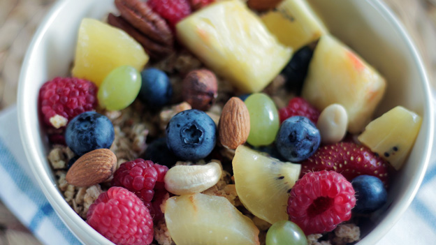 What are macronutrients? A quick overview from Ashley Pearson