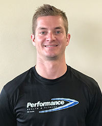 Bryan Rohrbach, Personal Trainer at Performance Health & Fitness
