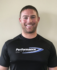 Thomas Keating, Personal Trainer at Performance Health & Fitness