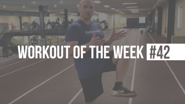 Monte's Workout of the Week #42