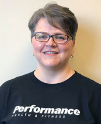 Becky Hall, Massage Therapist at Performance Health & Fitness