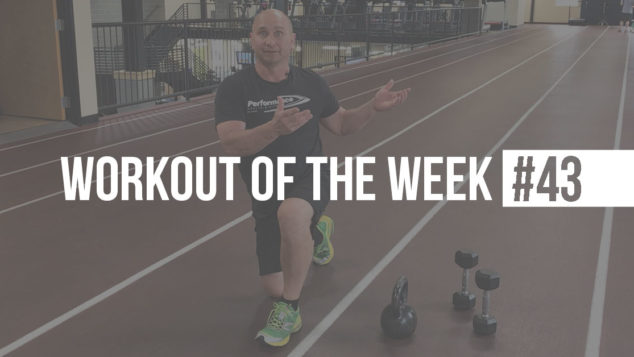 Monte's Workout of the Week #43
