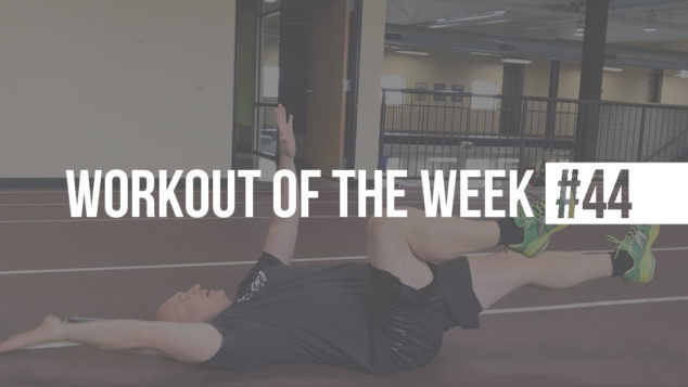 Monte's Workout of the Week #44