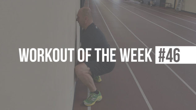 Monte's Workout of the Week #46