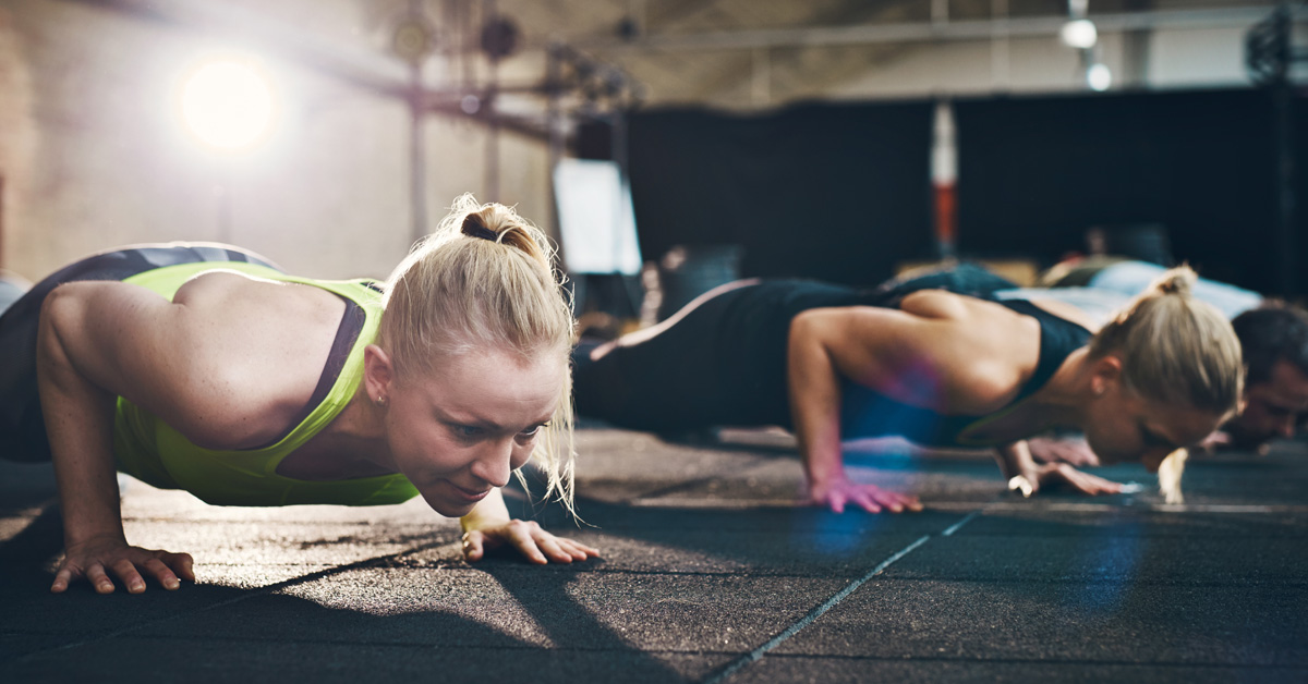The Burpee: It's a Love/Hate Relationship + our 30-Day Burpee Challenge