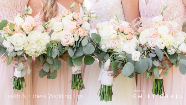 Last Minute Health and Fitness Tips for your Summer Wedding