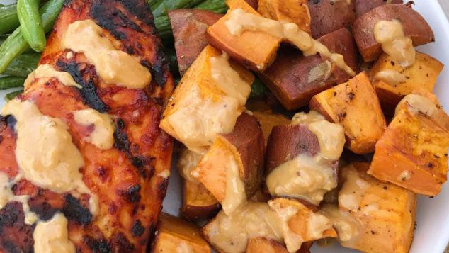 Honey Garlic Chipotle Chicken Recipe