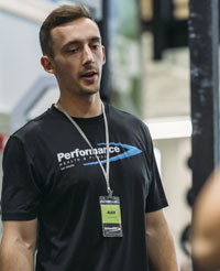 Alex Harmer, Performance Health & Fitness Personal Trainer