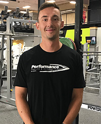 Alex Harmer, Personal Trainer and Strength Coach