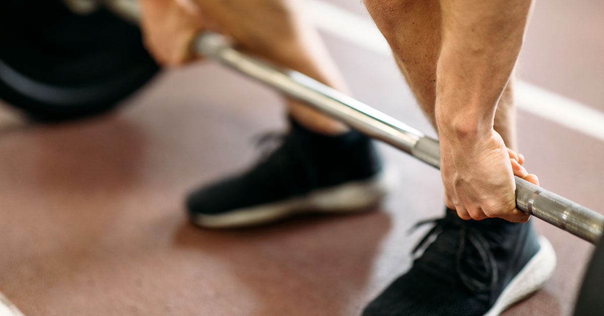 Overcoming Adversity and the Benefits of Barbell Training