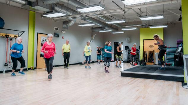 Senior Fitness at Performance Health & Fitness