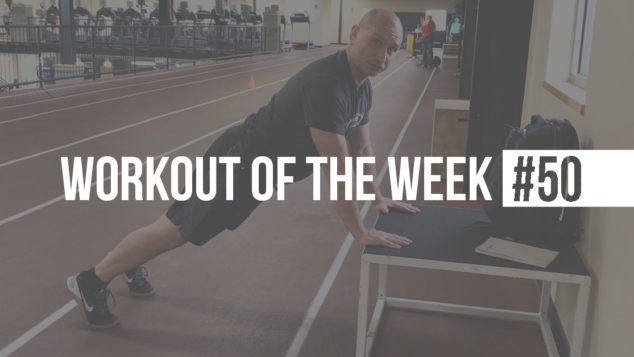 Monte's Workout of the Week #50