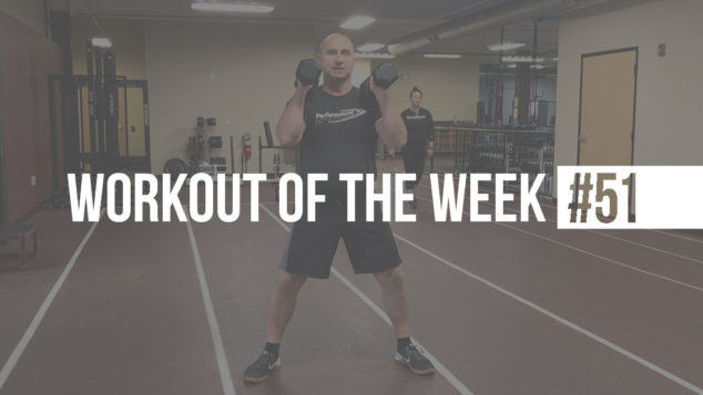 Monte's Workout of the Week #51