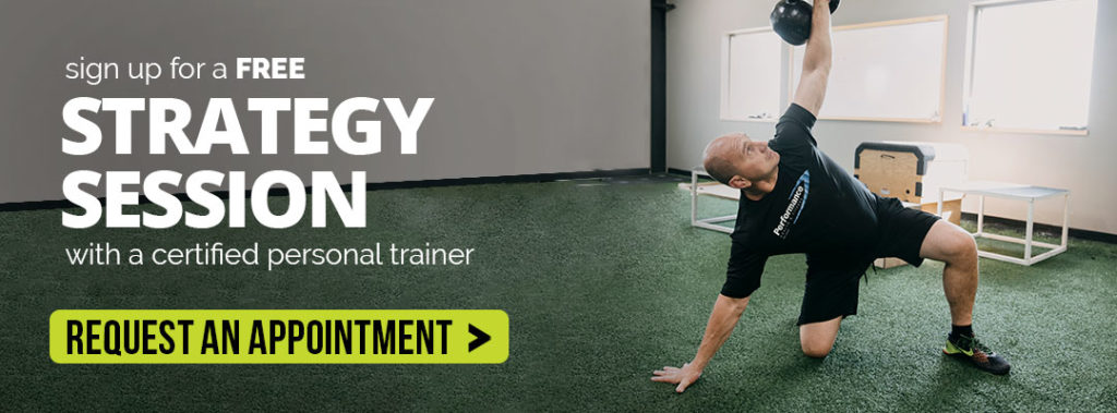 Free Personal Training Strategy Session
