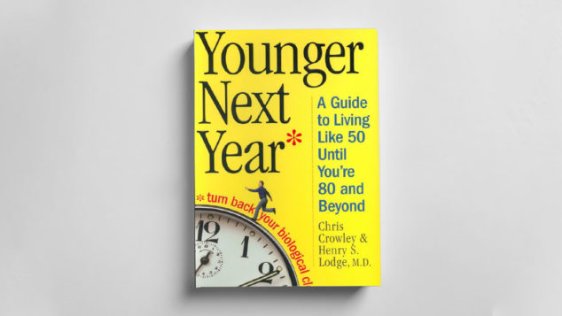 Trainer Pick | Younger Next Year by Chris Crowley & Dr. Henry Lodge