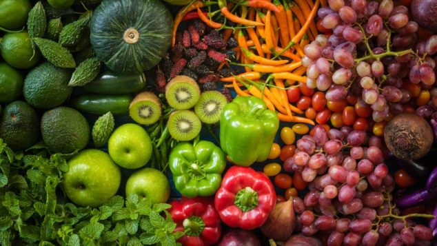 Monthly Wellness Challenge | Try New Colorful Foods