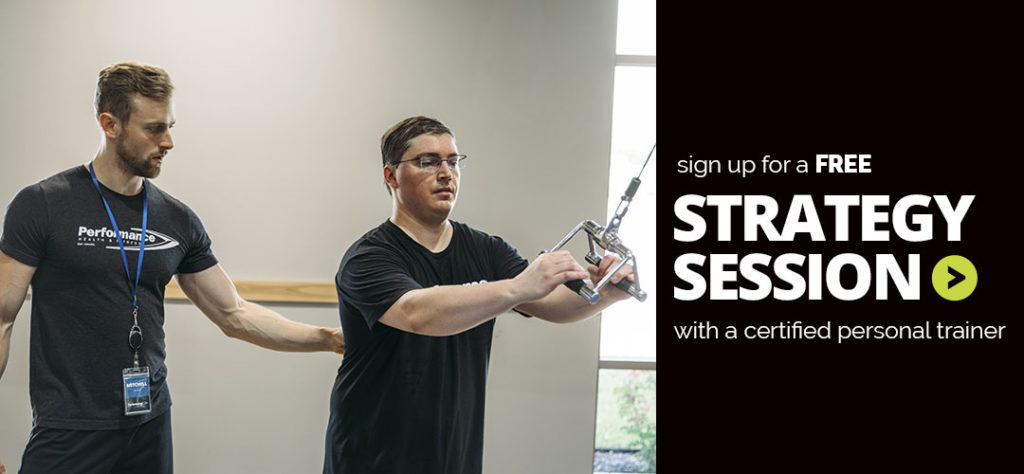 Free Strategy Session with Mitchell Schumacher, NSCA-CSCS