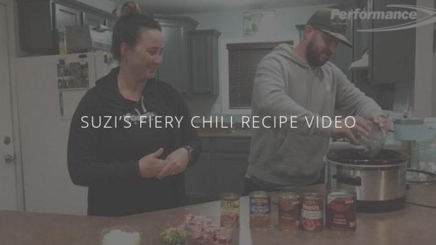 Suzi's Fiery Chili Recipe