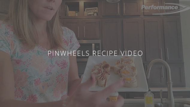 Healthy Kid-Friendly Lunches: Pinwheels