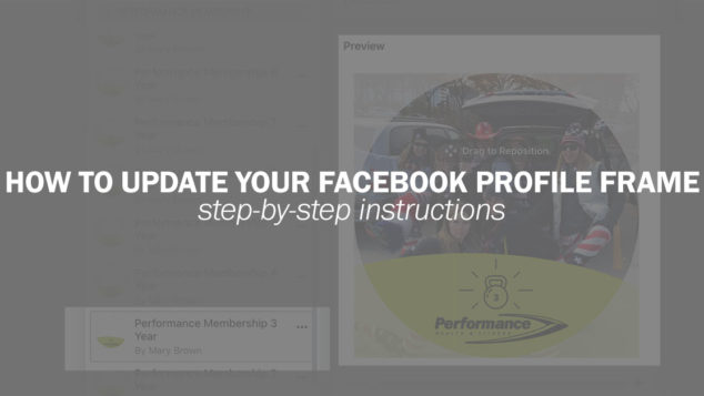 12th Anniversary Celebration | How to Update your Facebook Profile Frame