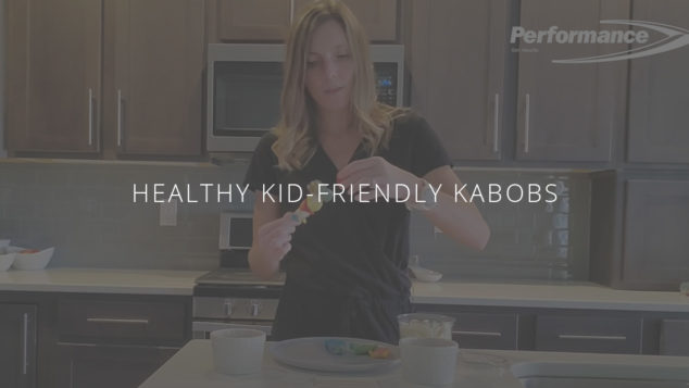 Healthy Kid-Friendly Lunch Recipe Video Series | Kabobs