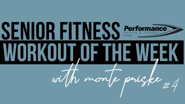 Senior Fitness Workout of the Week #04