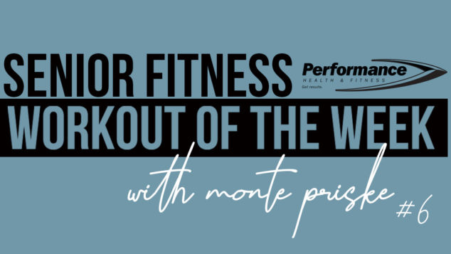 Senior Fitness Workout of the Week #06