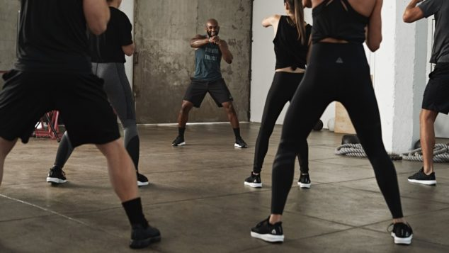 My First Time: BODYCOMBAT™