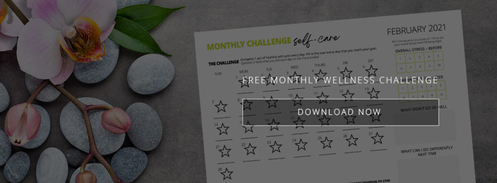 February Wellness Challenge: Self-Care