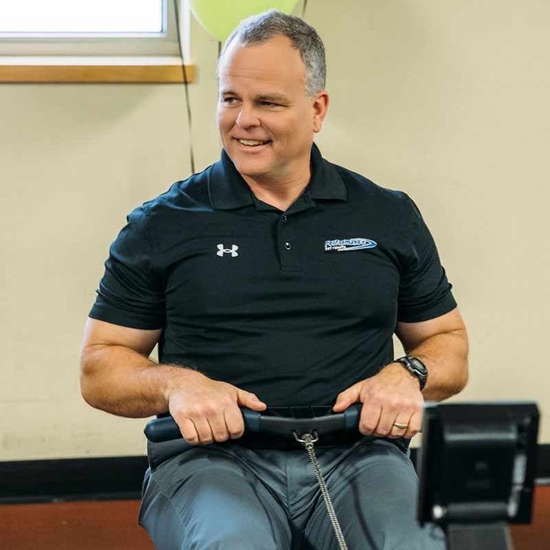 David Williams, Performance Health & Fitness Owner