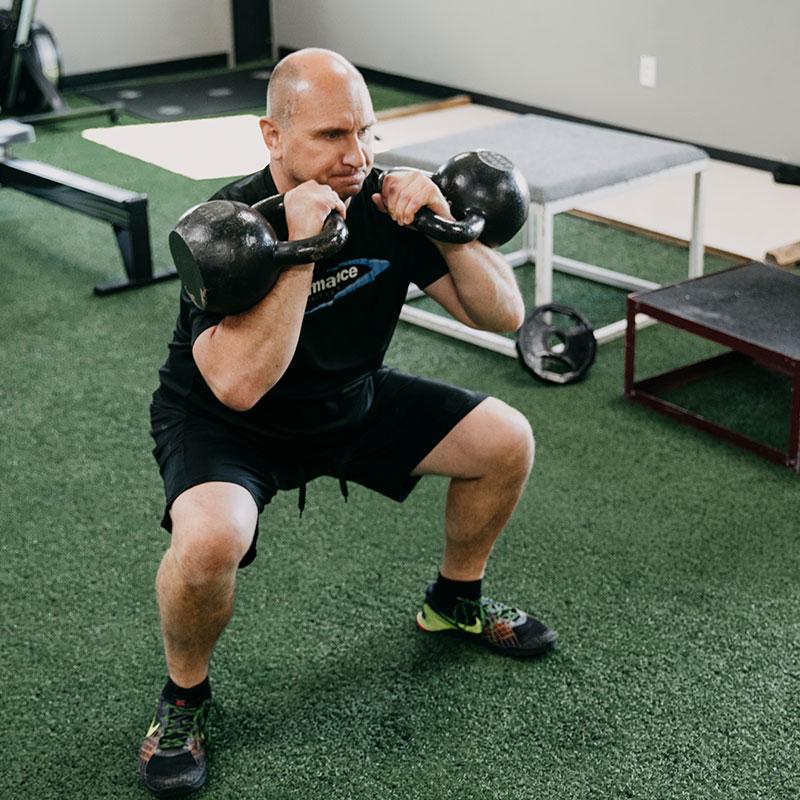 Monte Priske, Personal Trainer & Senior Fitness Trainer