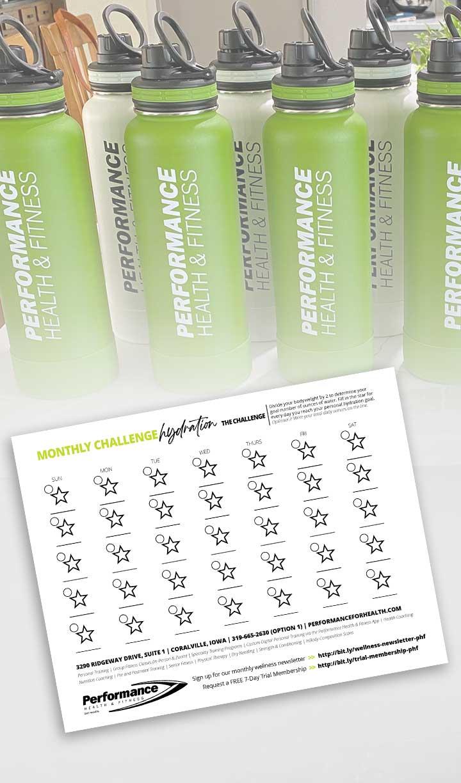 2021 Hydration Challenge