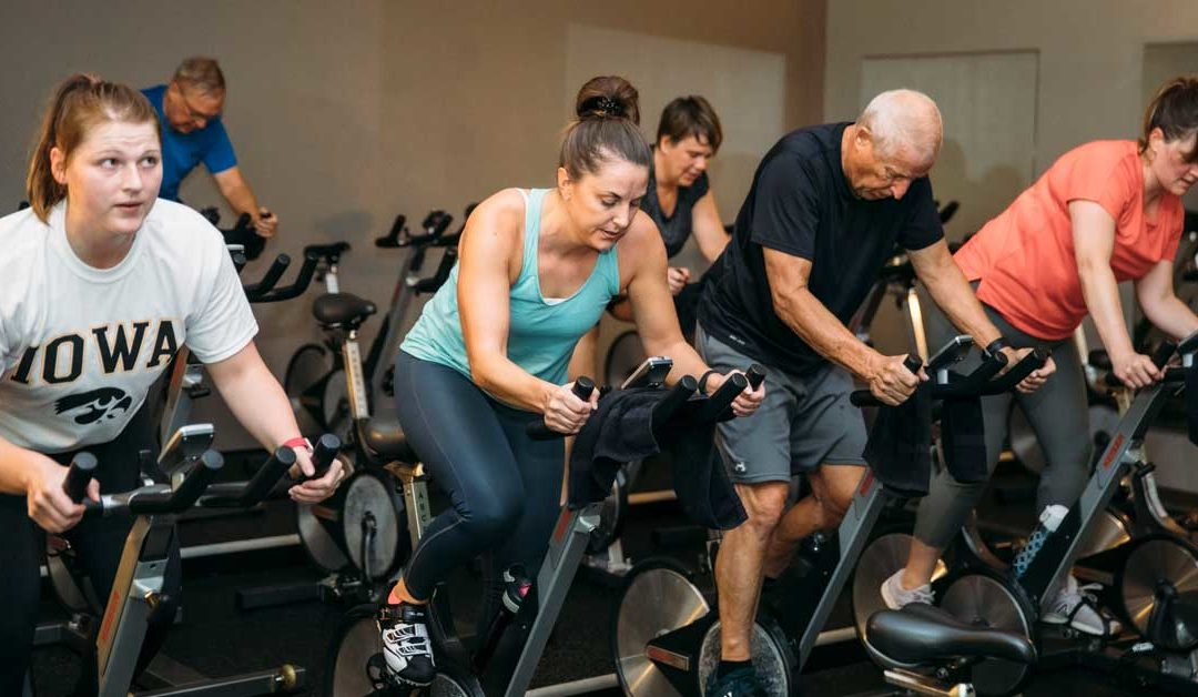 Why Working Out Together Works Wonders