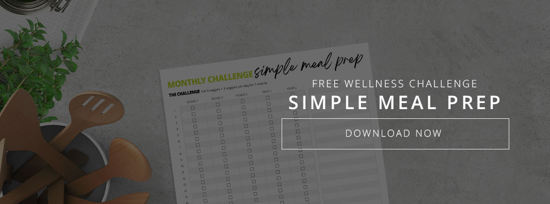 Simple Meal Prep Challenge