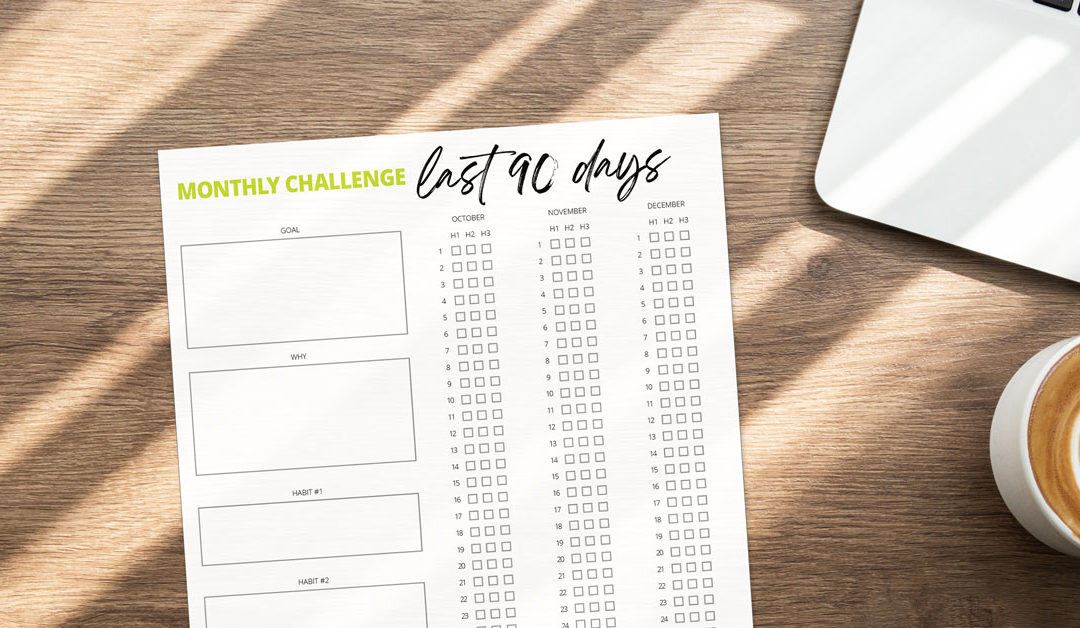 Last 90 Days Free Wellness Challenge